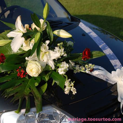 mariage composition and deco on