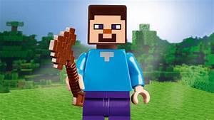Steve - Characters - Minecraft LEGO.com