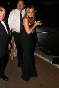 JENNIFER ANISTON at Gwyneth Paltrow and Brad Falchuk's ...