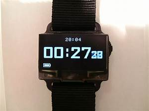 DIY Digital Wristwatch – Zak's Electronics Blog