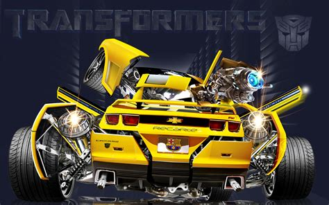Transformers Animated Bumblebee Wallpaper - free bumblebee transformer background wallpaper
