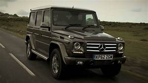 Mercedes-benz G-class  Still Going Forty Years On