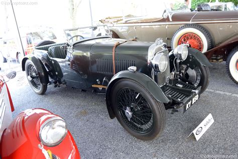 Auction Results And Data For 1931 Aston Martin 1½-litre