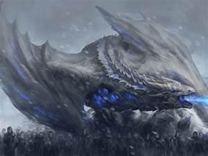 White Walkers Dragon Game Of Thrones  Full Hd 2k Wallpaper