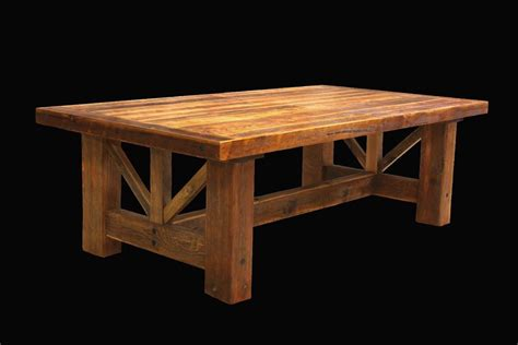 country kitchen furniture country trestle table rustic wood log cabin