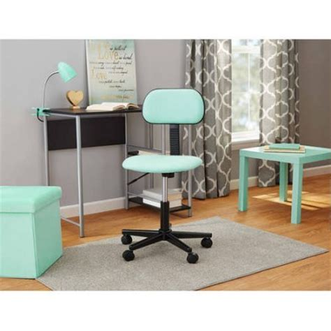 office chairs swivel seat and fabric task chair spearmint