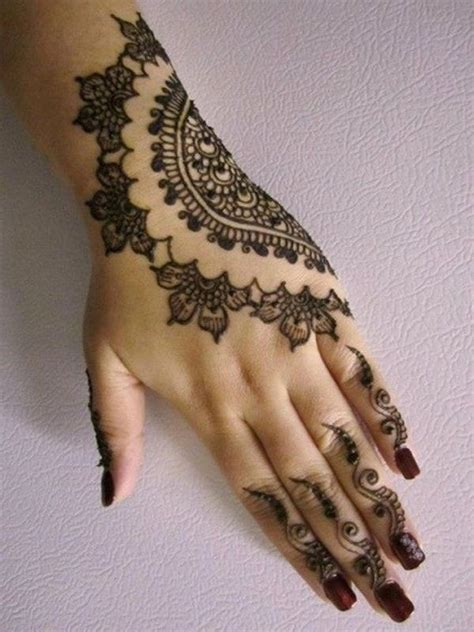 modele de henné mod 232 les h 233 nn 233 facile 10 lieux 224 visiter mehndi designs