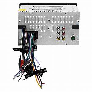B82b704 Boss Car Stereo Wiring Harness Bv9600