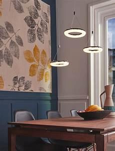 Luminaire Led Suspension : 25 best ideas about panneau led sur pinterest luminaire led eclairage led et led decoration ~ Teatrodelosmanantiales.com Idées de Décoration