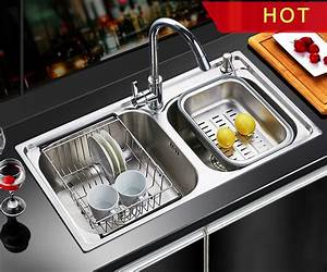 Cobbe Modern Manual Sink Vessel Set With Multi Functional