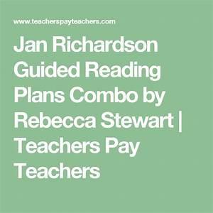 Jan Richardson Guided Reading Plans Combo