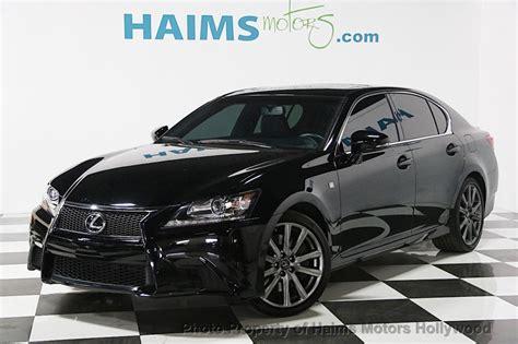 lexus used 2014 used lexus gs 350 4dr sedan rwd at haims motors