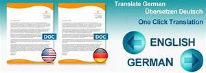 translating word documents from german to english With german document translation services