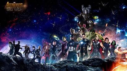 Infinity War Marvel Wallpapers Avengers 4k