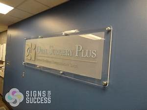 Custom Office Signs - Outfit an Entire Building - Signs ...