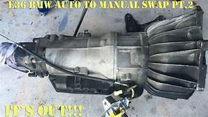 E36 Bmw Auto To Manual Swap Pt 2