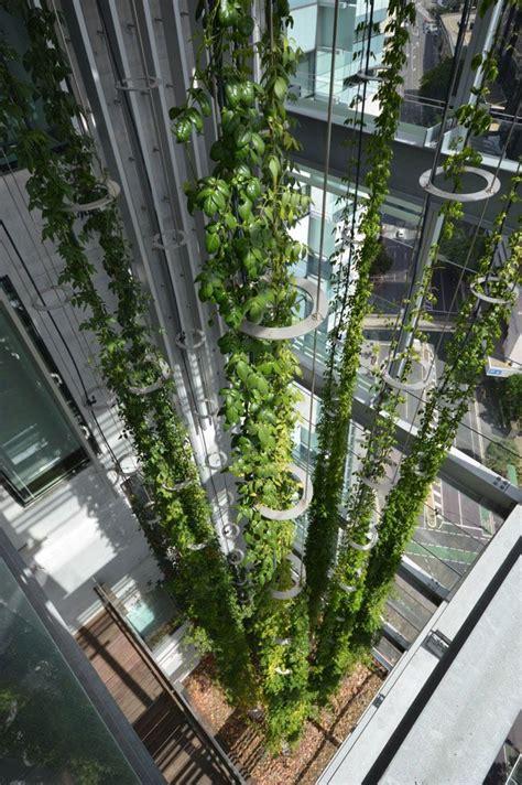 garden architecture green architecture vertical landscape