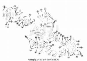 Mtd 700r 41adl01g034  41adl01g034 700r Parts Diagram For