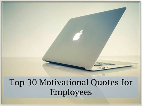 top  motivational quotes  employees