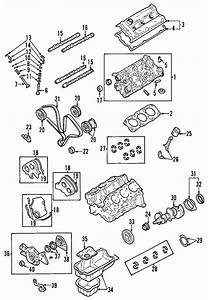 2003 Kia Sedona Parts Diagram