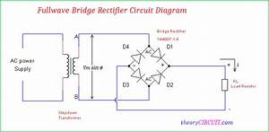 Half Wave Bridge Rectifier Diagram