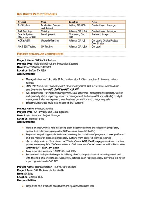 Data Mining Skills Resume by Production Support Lead Data Analyst 100 Images It