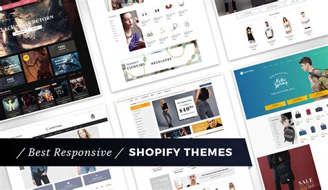 responsive shopify themes