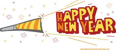 Fun New Year Clipart