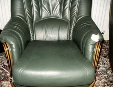 Settee Repairs by Leather Settee Repair Leather Revive