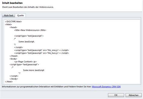 javascript html webresource editor changing source code