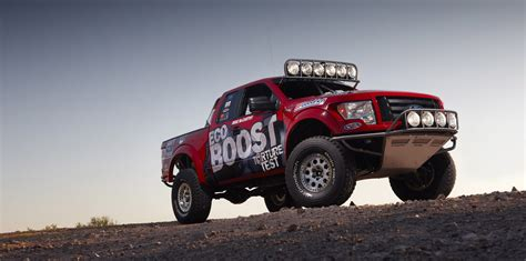 ford   ecoboost baja edition top speed