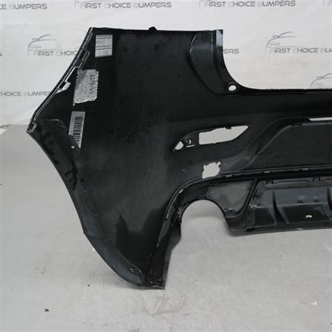 Ebay Volvo Parts by Volvo V40 R Design 2012 Rear Bumper Genuine Volvo Part
