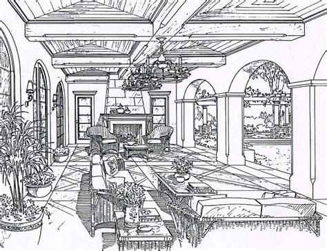 Coloring Ville by Interior Design Italian Villa Beverly Ca Home
