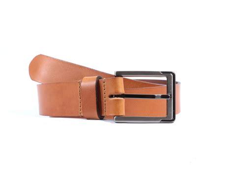 ceinture de chastete moderne ceinture cuir marron tannage vegetal largeur 35 mm boucle de qualit 233 4038