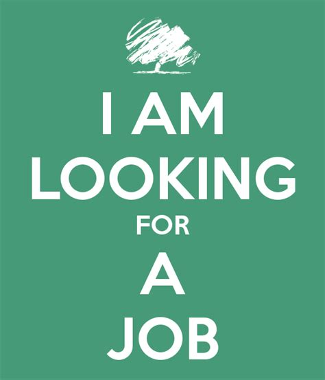 Looking For A Job While Employed