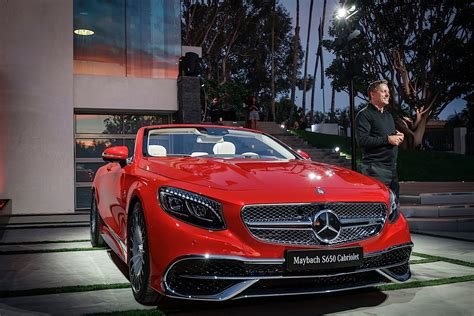Due out in 2020, the suv starts at $161,550 including destination. 2017 Mercedes-Maybach S650 Cabriolet is a Topless Land ...