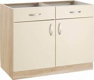 Küchen Unterschrank 100 Cm Breit : unterschrank flexi breite 100 cm online kaufen otto ~ Bigdaddyawards.com Haus und Dekorationen