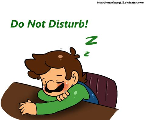 dont disturb luigi by mariobrosyaoifan12 on deviantart