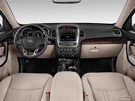 kia sorento 2015 interior 2015 kia sorento prices reviews and pictures u s news