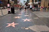 The Famous Hollywood Walk of Fame - Los Angeles (U.S.A ...