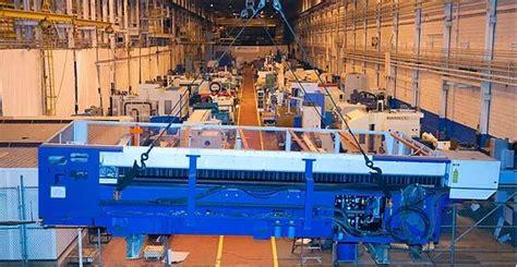 metalwork machinery equip trucking