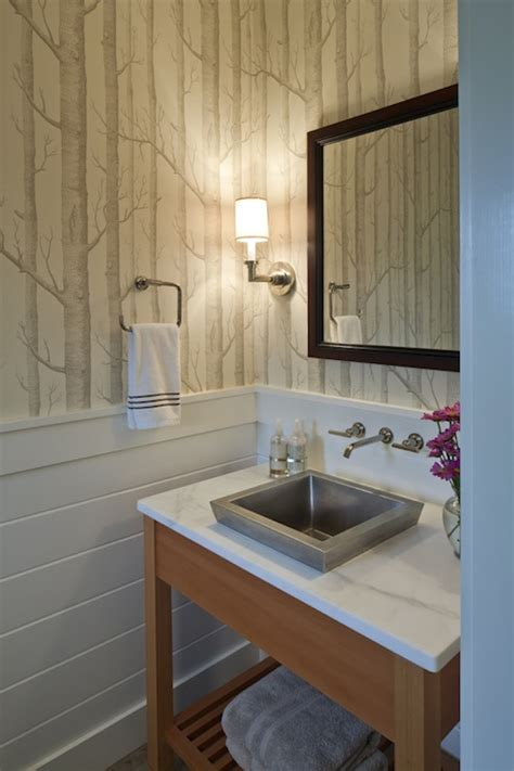 lilac powder room contemporary bathroom vicente burin architects