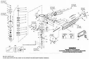 Bostitch N88rh Parts Diagram For Nailer