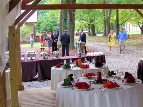 tennessee bed  breakfast wedding reception lodge