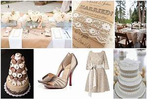 burlap and lace wedding ideas With burlap and lace wedding decorations
