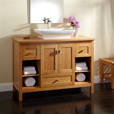 vessel sink vanity combo home decor