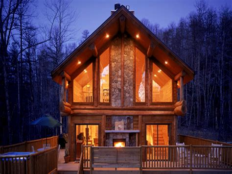 Smoky Mountain Log Cabins by Beautiful Log Cabins Luxury Log Cabins Smoky Mountains