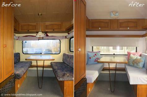 wohnwagen innenraum neu gestalten unser wohnwagen ist fertig das gro 223 e vorher nachher finale wohnwagen mehr