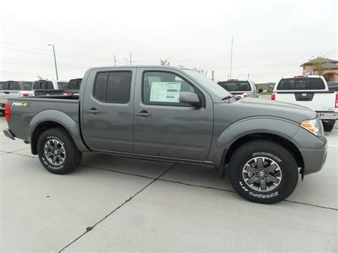 2017 Frontier Pro 4x by New 2017 Nissan Frontier Pro 4x Crew Cab In Lincoln