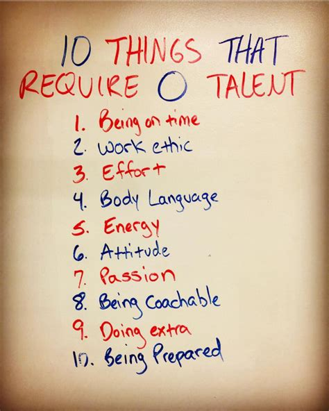 10 Things That Require Zero Talent Part 2 - Croga CrossFit